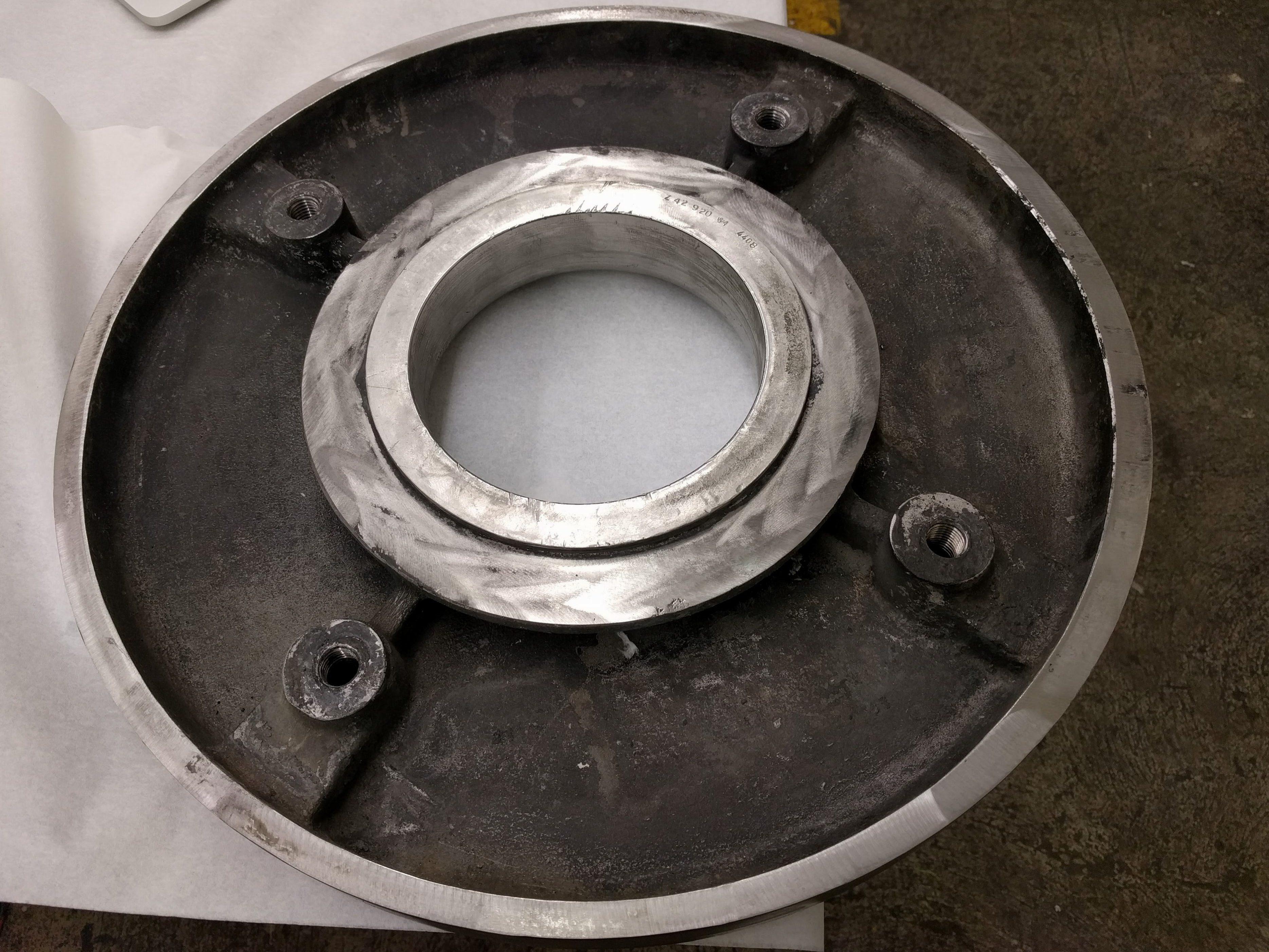 Optimierung einer Kreiselpumpe