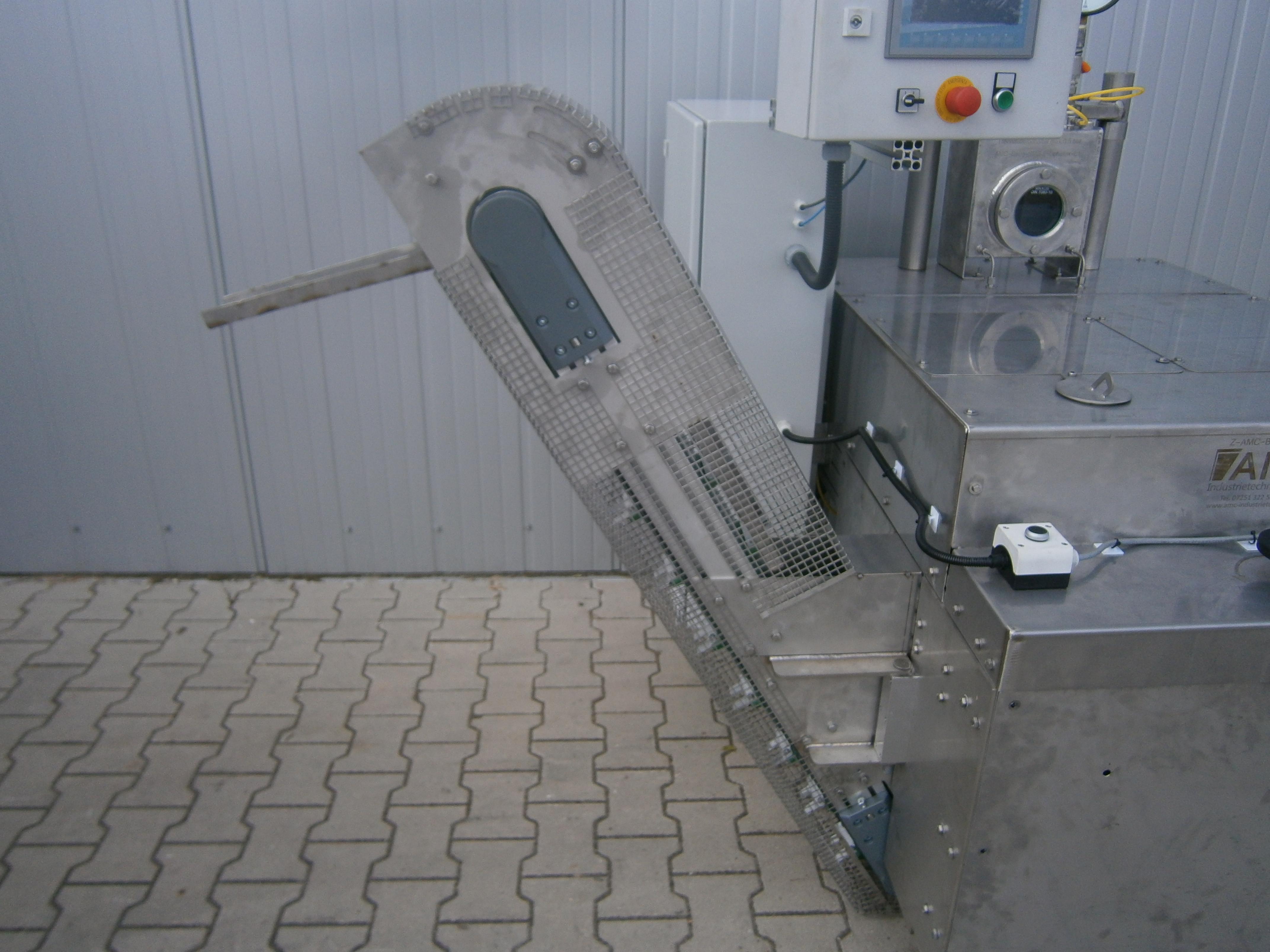 Polymerschneidmaschine